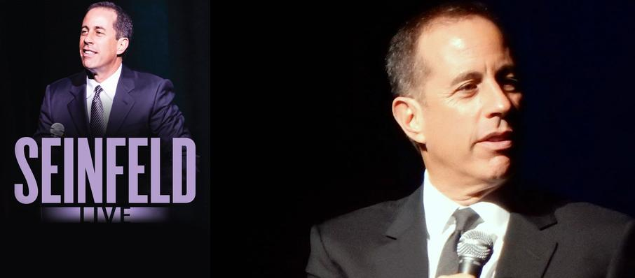 Jerry Seinfeld at Kiva Auditorium