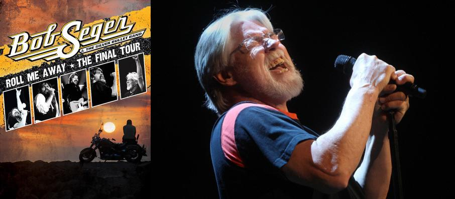 Bob Seger at Tingley Coliseum