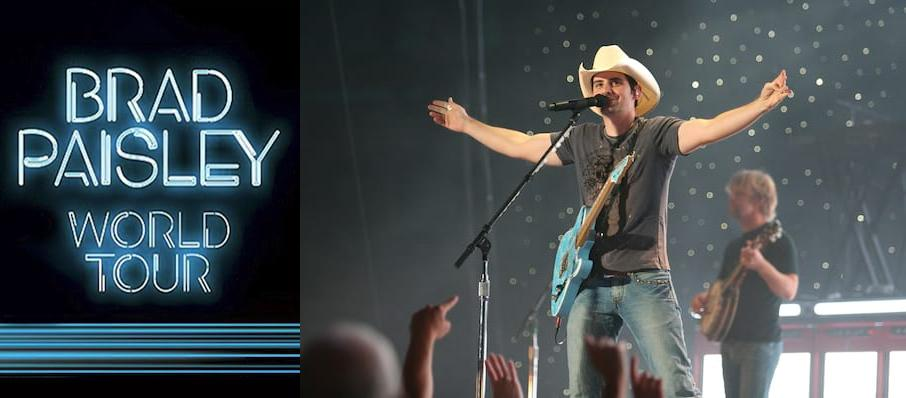 Brad Paisley at Isleta Amphitheater