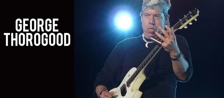 George Thorogood at Route 66 Casino