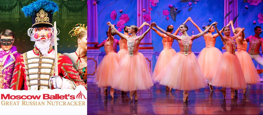 Moscow Ballet's Great Russian Nutcracker at Kiva Auditorium