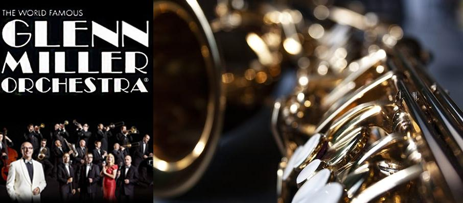 Glenn Miller Orchestra at Popejoy Hall