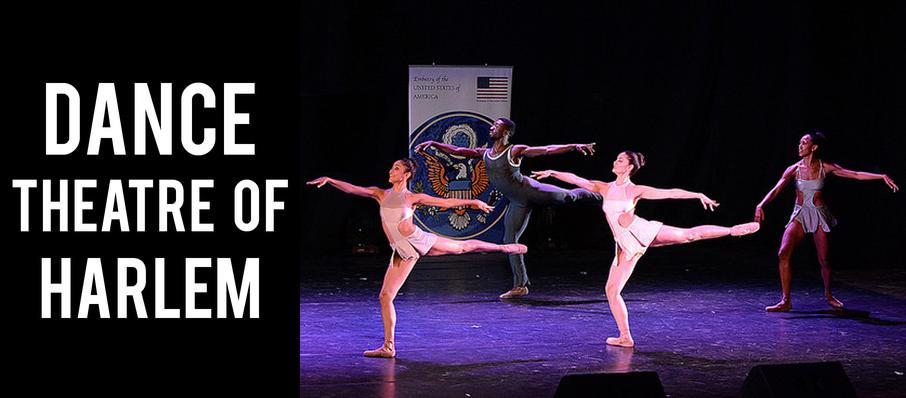Dance Theatre of Harlem at Popejoy Hall