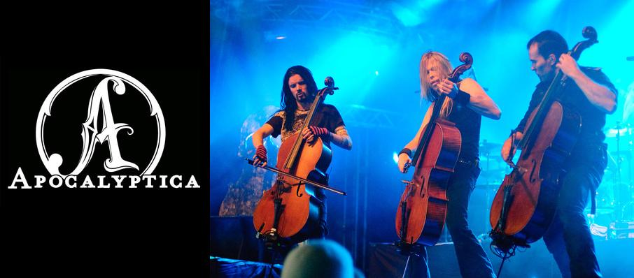 Apocalyptica at Sunshine Theater