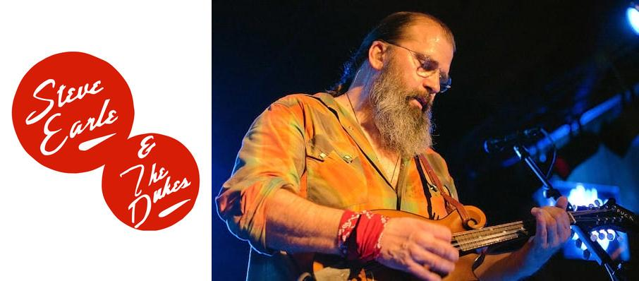 Steve Earle at Kimo Theatre