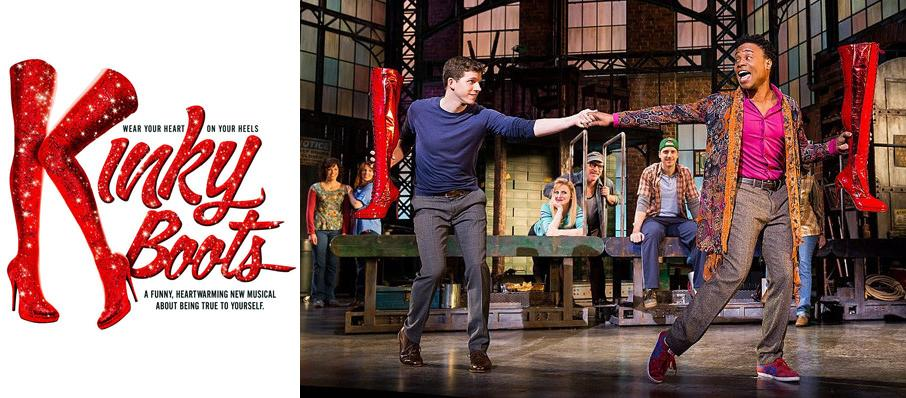 Kinky Boots at Popejoy Hall