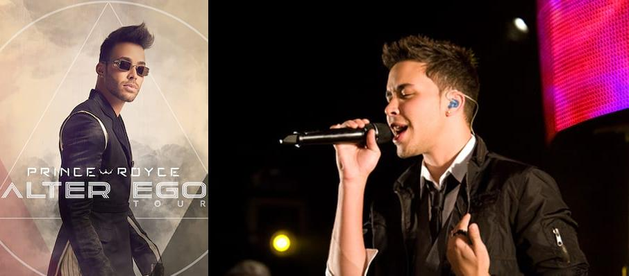 Prince Royce at Route 66 Casino
