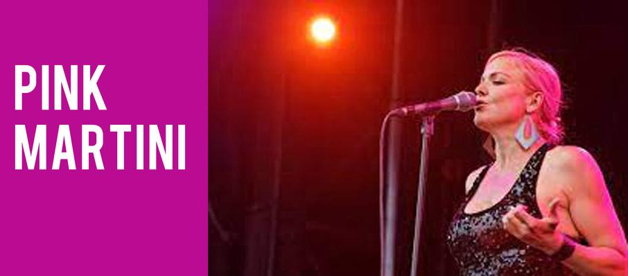 Pink Martini at Kimo Theatre