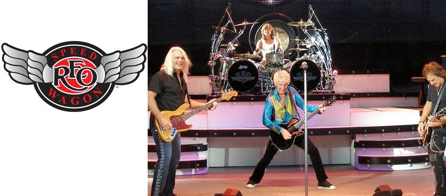 REO Speedwagon at Route 66 Casino