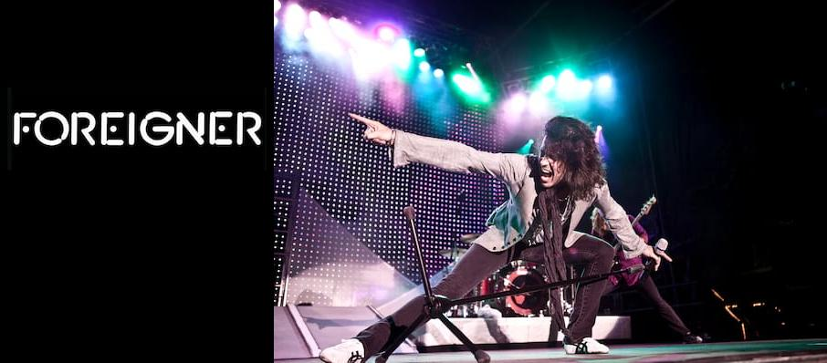 Foreigner at Sandia Casino Amphitheater