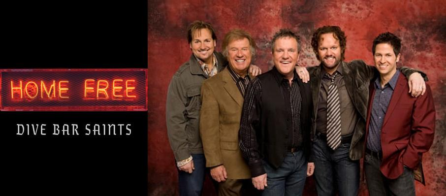 Home Free Vocal Band at Kiva Auditorium