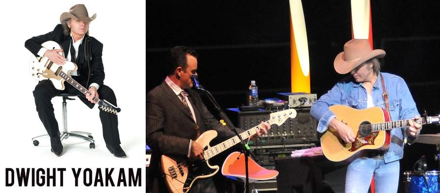 Dwight Yoakam at Kiva Auditorium