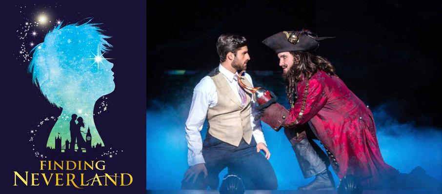 Finding Neverland at Popejoy Hall