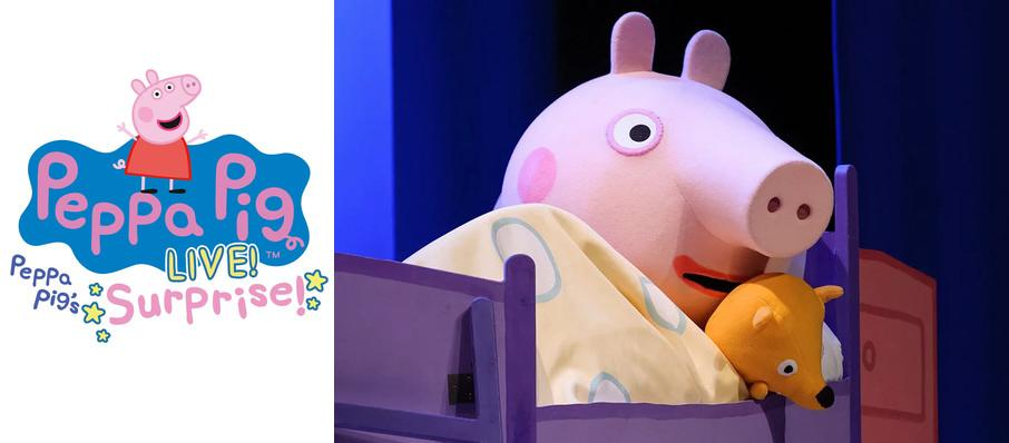 Peppa Pig's Big Splash at Kiva Auditorium