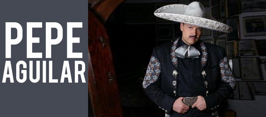 Pepe Aguilar at Tingley Coliseum