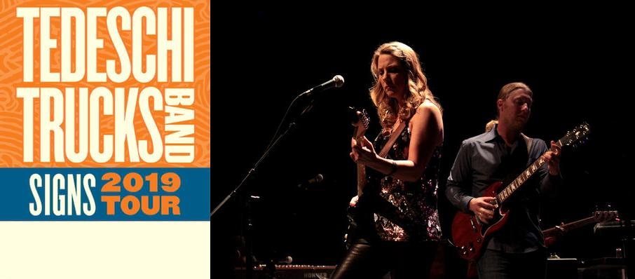 Tedeschi Trucks Band at Sandia Casino Amphitheater