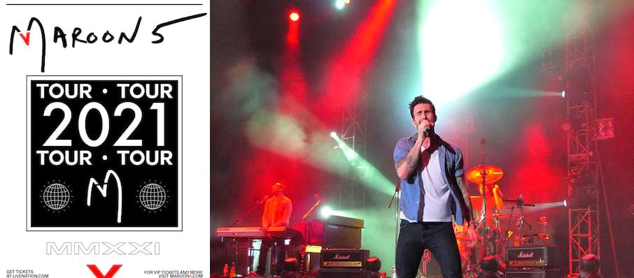 Maroon 5 at Isleta Amphitheater