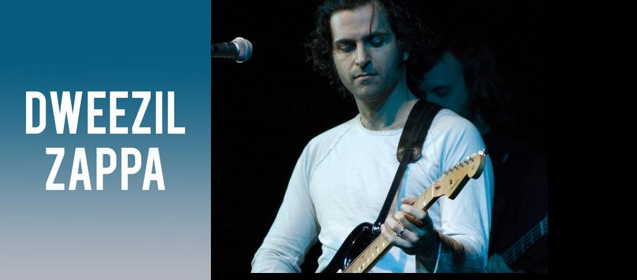 Dweezil Zappa at Kimo Theatre