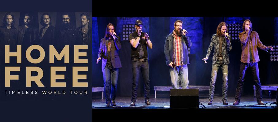 Home Free: A Country Christmas at Kiva Auditorium