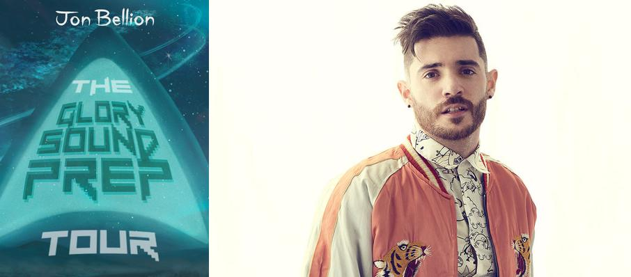 Jon Bellion at Villa Hispana at Expo New Mexico