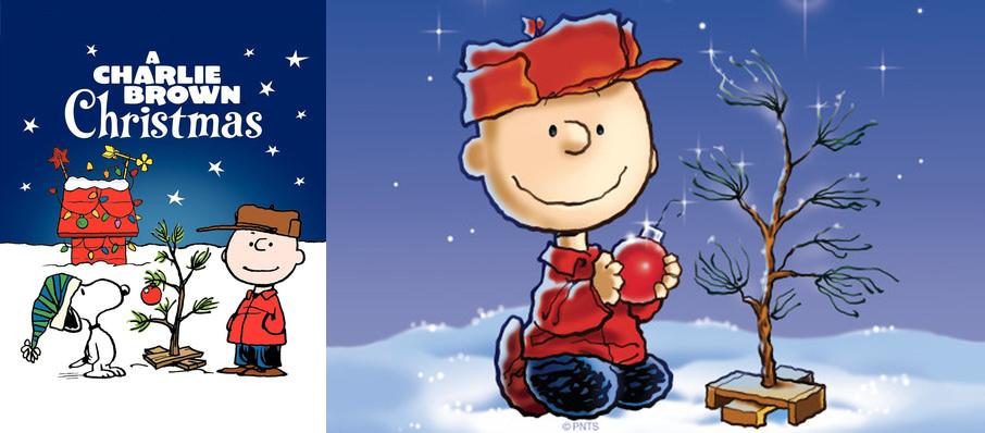 Charlie Brown Christmas at Popejoy Hall