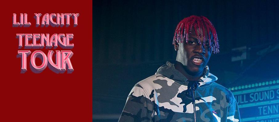 Lil Yachty at The El Rey Theater