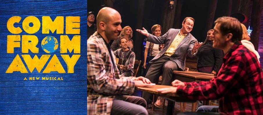 Come From Away at Popejoy Hall