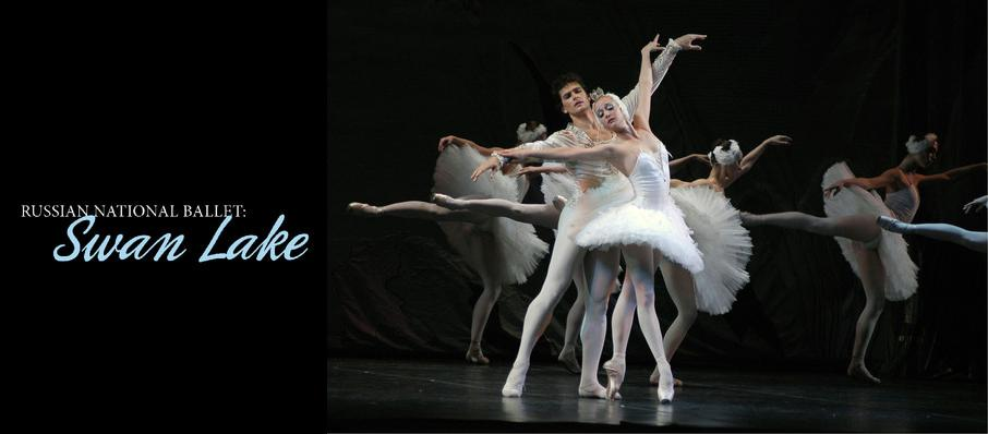 Russian National Ballet - Swan Lake at Popejoy Hall