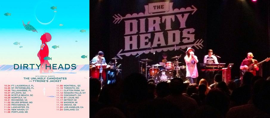 Dirty Heads at Villa Hispana at Expo New Mexico