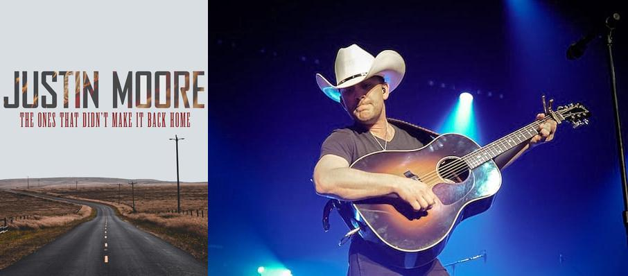 Justin Moore at Santa Ana Star Center