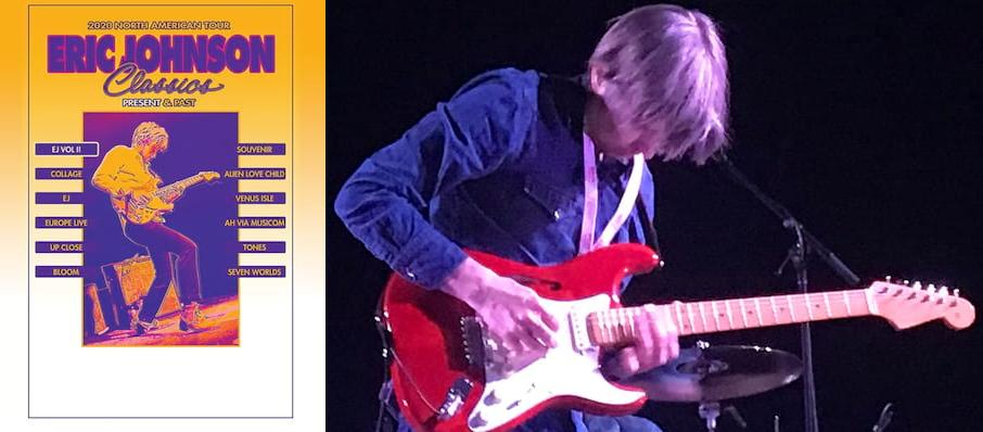 Eric Johnson at Kimo Theatre