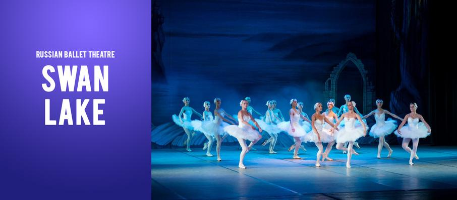 Russian Ballet Theatre - Swan Lake at Popejoy Hall