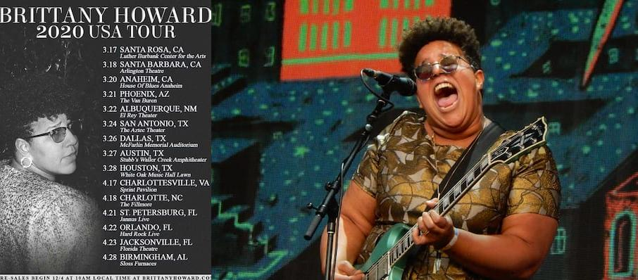 Brittany Howard at The El Rey Theater
