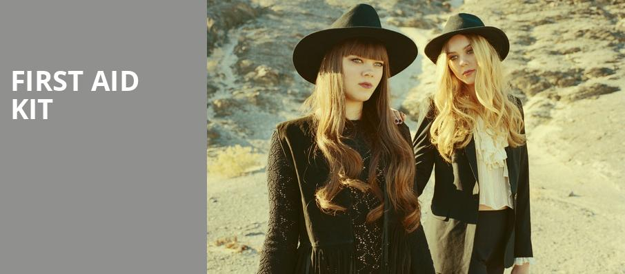 First Aid Kit, Sunshine Theater, Albuquerque