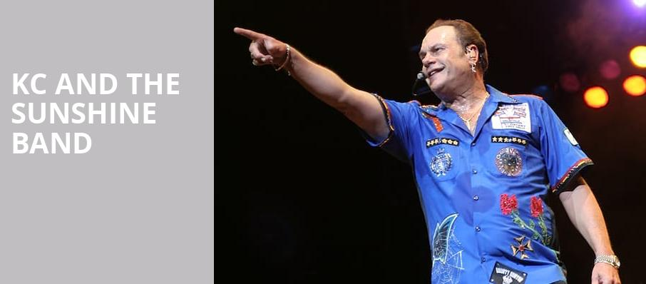 KC and the Sunshine Band, Route 66 Casino, Albuquerque