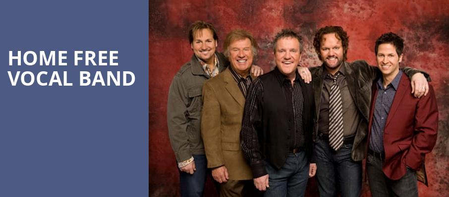 Home Free Vocal Band, Kiva Auditorium, Albuquerque