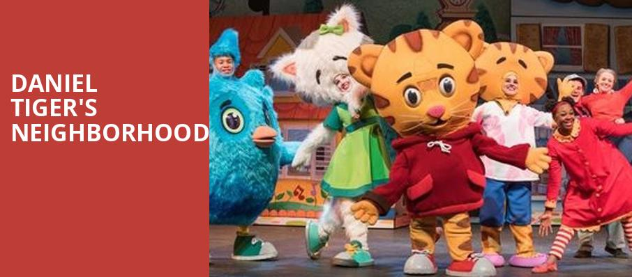 Daniel Tigers Neighborhood, Kiva Auditorium, Albuquerque