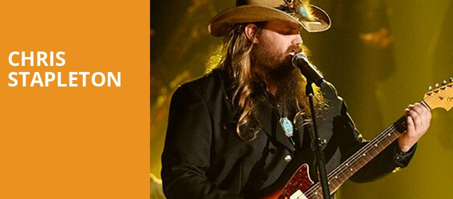 Chris Stapleton, Isleta Amphitheater, Albuquerque