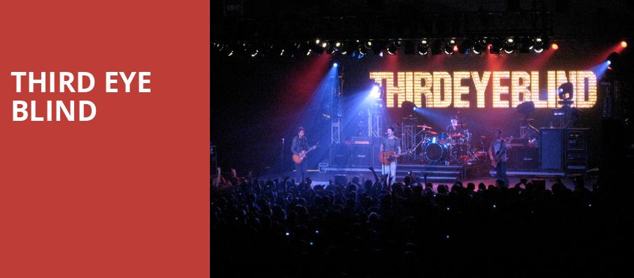Third Eye Blind, The El Rey Theater, Albuquerque