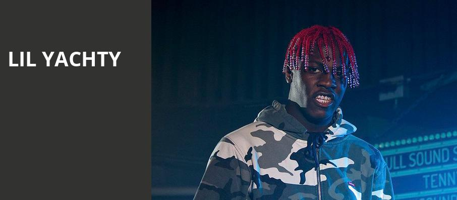 Lil Yachty, The El Rey Theater, Albuquerque