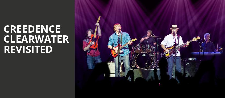 Creedence Clearwater Revisited, Route 66 Casino, Albuquerque