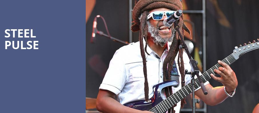 Steel Pulse, The El Rey Theater, Albuquerque