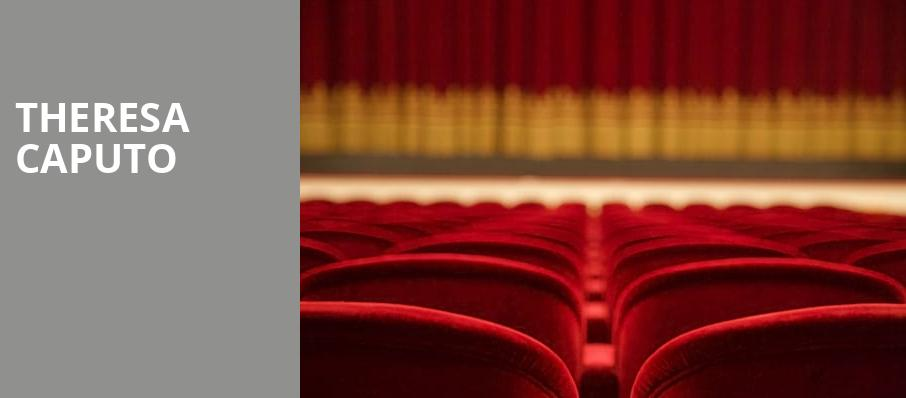 Theresa Caputo, Isleta Casino Resort Showroom, Albuquerque